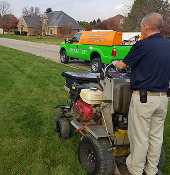 the organic turf company lawn programs