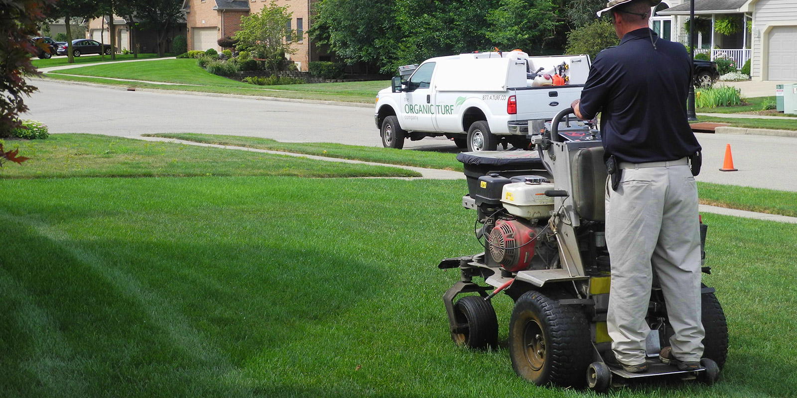 Organic lawn care service dayton ohio organic lawn care for Lawn maintenance service