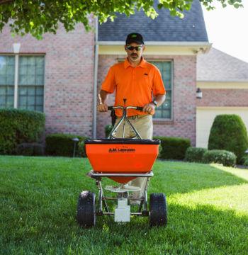 the organic turf company lawn programs